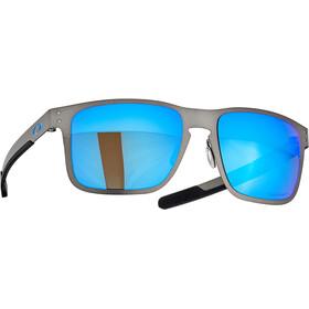 Oakley Holbrook Metal Brille, grå/blå